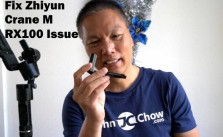 How To Fix Zhiyun Crane M Gimbal Problem