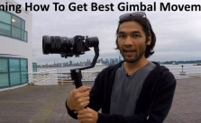 Learning How To Get Best Gimbal Movements