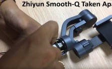 Taken Apart Zhiyun Smooth Q Gimbal Inside