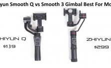 Zhiyun Smooth Q vs Smooth 3 Gimbal