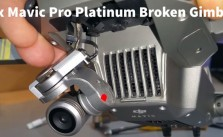 Fix and Repair Mavic Pro platinum Gimbal