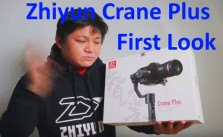 Zhiyun Crane Plus first look unboxing