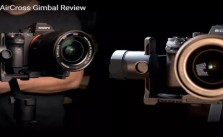 MOZA AirCross Gimbal Review Test And Info