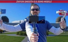 DJI Osmo Mobile 1 vs 2 vs Zhiyun Smooth Q Gimbal Review