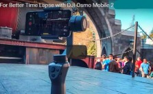 DJI Osmo Mobile 2 tips and tricks