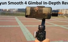Review Zhiyun Smooth 4 Gimbal