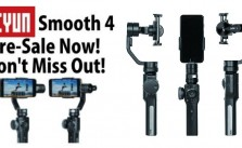 Zhiyun Smooth 4 presale