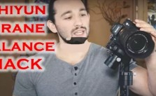 Zhiyun Crane Balancing Fix Tips And Help