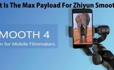 Zhiyun Smooth 4 max payload weight