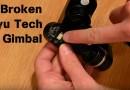 Fix Broken Feiyu Tech WG Gimbal repair