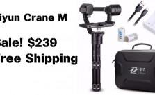 Zhiyun Crane M sale discount