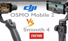 Zhiyun Smooth 4 vs DJI OSMO Mobile 2 Which Is Better Gimbal