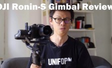 DJI Ronin-S Gimbal Review Kai Man Wong