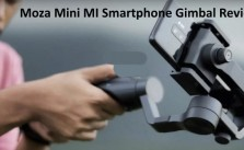 Moza Mini MI Smartphone Gimbal Review And Test Video