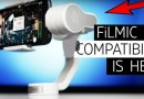 Zhiyun Smooth 4 and Filmic Pro