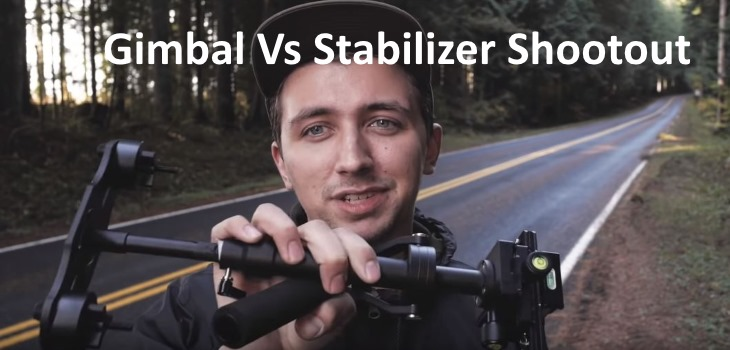 Cheap Stabilizer vs Powered Camera Gimbal which is best