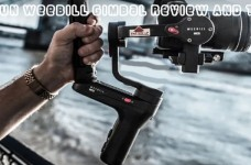 Zhiyun Weebill Lab Camera Gimbal Review And Test
