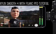 Smooth 4 with filmic pro tutorial video