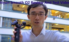 Zhiyun Smooth Q2 review test video