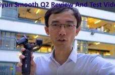 Zhiyun Smooth Q2 review test video