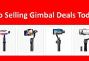Gimbal sale and deals Christmas 2019