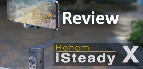 Hohem iSteady X Review Test