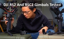 DJI RS2 And RSC2 Gimbals Tested