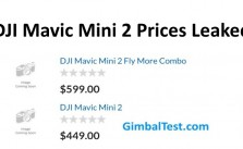 Mavic Mini 2 Prices Leaked